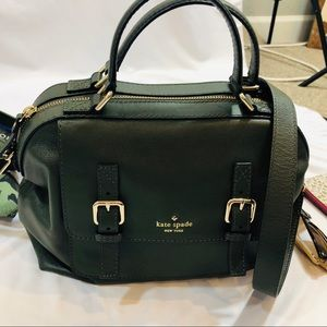 Kate Spade Allen street handbag purse satchel